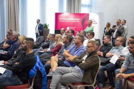 Tourauftakt in München: VITA Dental Masters on Tour 2018