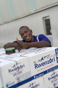 With a market share of 65% Uganda's Rwenzori water brand is not only a success story in Africa but worldwide.