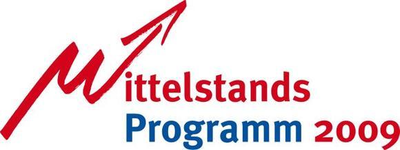 Logo Mittelstandsprogramm 2009
