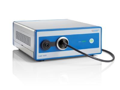 Das neue Spektralradiometer CAS 140D eignet sich nicht nur als Referenzgerät in nationalen Kalibrierlabors sondern auch für Dauereinsätze in der Produktion.