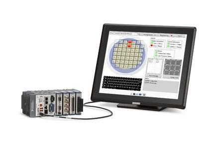New CompactRIO Software-Designed Controller Simplifies Control Systems