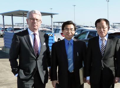 Generalkonsul Korea