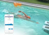 """Die neue Trainings-App """"HydroStar Next"""" macht das effektive Schwimmen jetzt noch einfacher Bild: BINDER"""