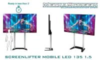 ScreenLifter MOBILE LED 135 - Das Original von MediaScreen GmbH