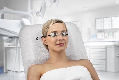 NEU!  Premium Line Patientenbrillen auf Titan-Basis