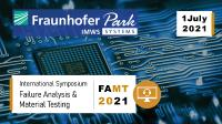 International Symposium on Failure Analysis and Material Testing - FAMT 2021