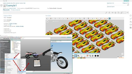 KISTERS 3DViewStation Integrated with Siemens TeamCenter