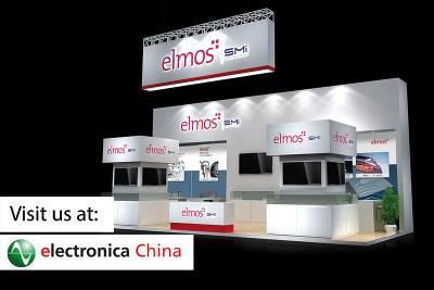 Elmos: Highlights der electronica China 2019