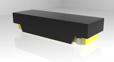 RFID SMT Antenna with comprehensive protection for automotive applications