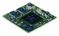 TQM8360 - high-density integrated processor module for telecommunications and industrial applications