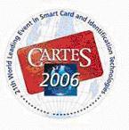 Elatec's presence at Cartes 2006 , Hall 4 / Booth 4J090