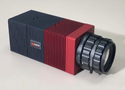 Caméra Acuros avec technologie CQD pour des résolutions jusqu'à  1920 x 1080 pixels.