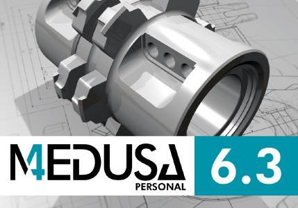 Version 6.3 von MEDUSA4 Personal