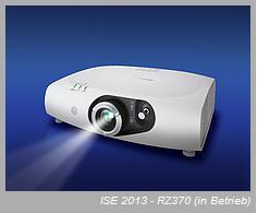 Panasonic präsentiert auf der ISE 2013 neue Produkte seiner Sparte Visual Solutions