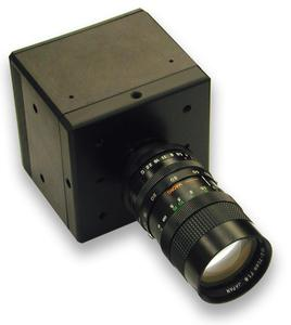 New 128 x 32 Geiger-mode Avalanche Photodiode (GmAPD) Camera