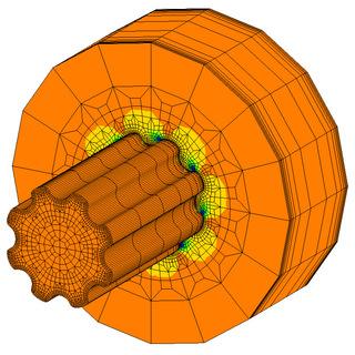 Millionenfach genutzt: Welle-Nabe-Verbindungen im Maschinenbau. (Grafik: VDI Wissensforum.)