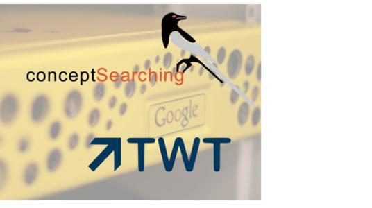 TWT und conceptSearching schließen strategische Partnerschaft