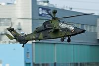 Airbus Helicopters delivers the German Army's final upgraded Tiger support helicopter for deployment in Afghanistan