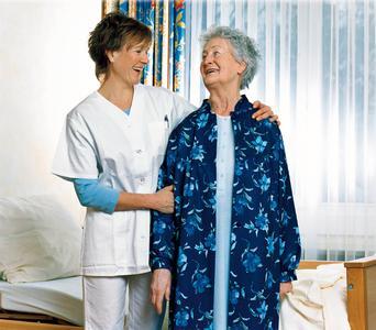 """Der Leitfaden """"Textilien in Pflegeeinrichtungen"""" bildet mit seinen standardisierten Regelungen für den Umgang mit Textilien in Alten- und Pflegeheimen zusammengefasst einen wichtigen Beitrag zu mehr Hygiene in Pflegeeinrichtungen"""