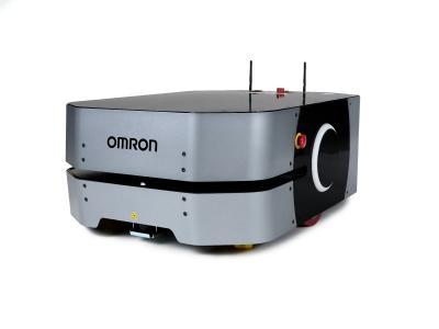 Der Medium Payload AIV OMRON LD-250 transportiert bis zu 250 Kilogramm und fügt sich nahtlos in die cts-eigene Middleware AIV-Framework ein