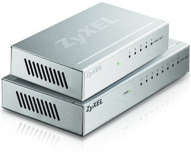 ZyXEL Green IT: Switches mit Gigabit-Speed