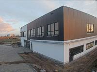 Neues Firmengebäude der MBJ Services GmbH in Ahrensburg, Schleswig-Holstein