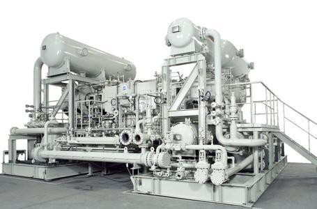 LMF-Kompressoranlage
