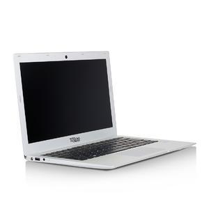 Handliches Notebook im Unibody-Aluminium-Gehäuse