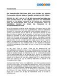 [PDF] Pressemitteilung: Die Stadtbibliothek Darmstadt bietet ihren Kunden ein digitales Presseportal und setzt dabei auf die eBib-Solution von GBI-Genios