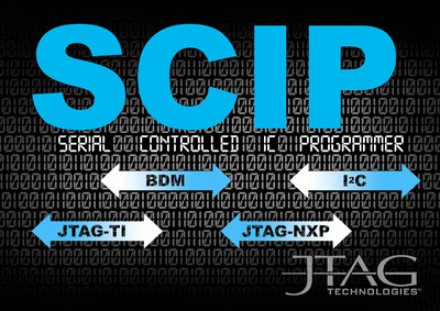 JTAG Technologies stellt 'SCIP' für In-System-Programmierung vor