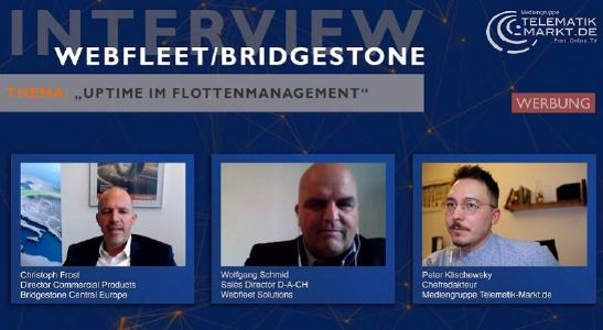 Webfleet Talk 2021 thumb Telematik Markt web