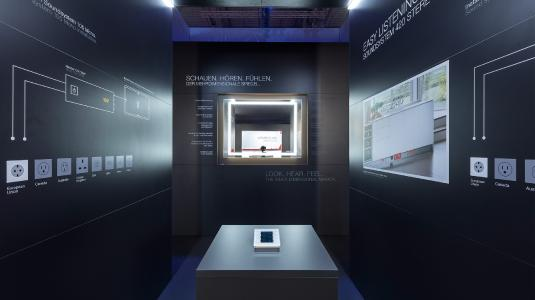 Multiblock innen – Blick auf die Loox-Sound-Box