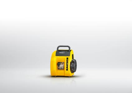 """""""Compressed air to go"""" for any construction site: i.Comp – the durable and powerful variable-speed workshop compressor that's easy to handle"""