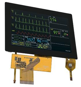 Evervision semi-customized LCD