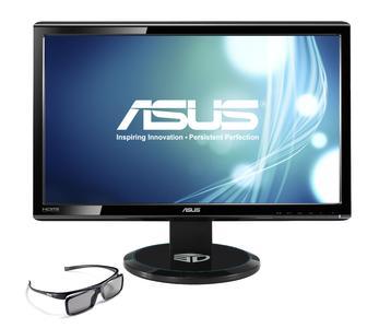 ASUS VG23AH mit 3D Brille