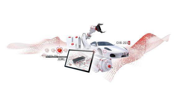 Common Vision Blox und TurboDrive: Schneller als GigE Vision