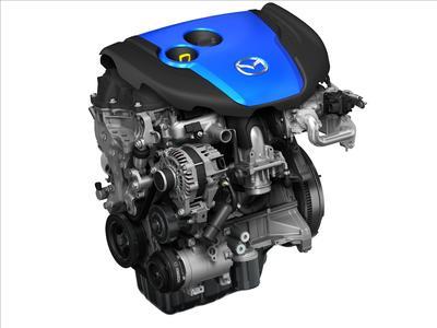 MathWorks Mazda SKYACTIV D Engine