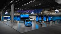 ZF – the new design at the Automechanika for the first time