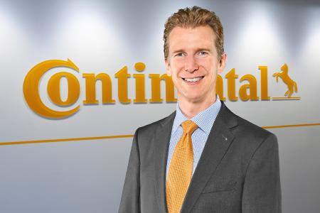 Constantin Batsch, Bereichsleiter Ersatzgeschäft Lkw-Reifen EMEA