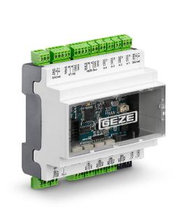 GEZE BACnet Modul IO420 / Foto : GEZE GmbH