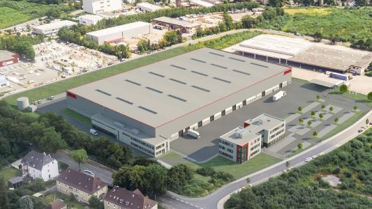 Neubau der Brock-Unternehmenszentrale