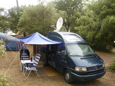 Filiago Mobiles Satelliteninternet für Camper
