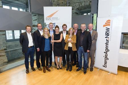 Deutscher Solarpreis 2014 Gruppe