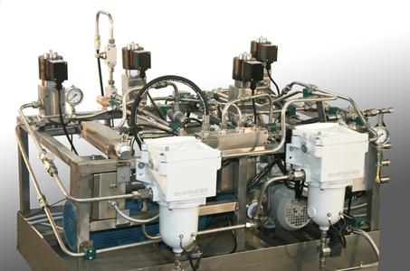 Das (KWE) Kraftstoff-Wasser-Emulsionssytem