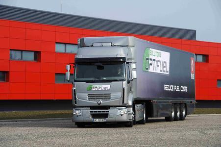 Die IAA Nutzfahrzeuge 2012 steht bei Renault Trucks ganz im Zeichen des Kraftstoffsparens