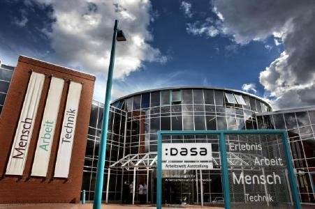 Die DASA, Dortmund, ist Deutschlands größte Arbeitswelt Ausstellung, Foto:DASA