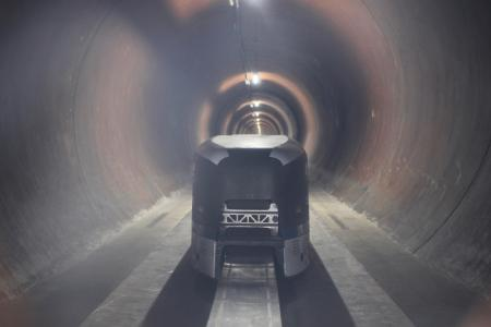 Warr Hyperloop pod