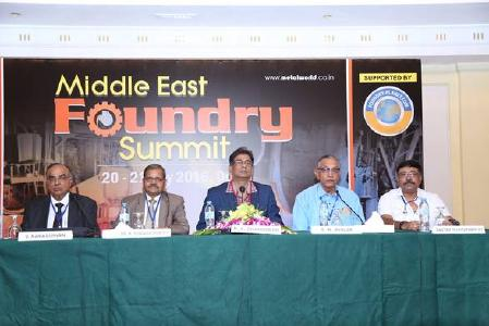 Dubai – Successful Prelude for Middle East Foundry Summit