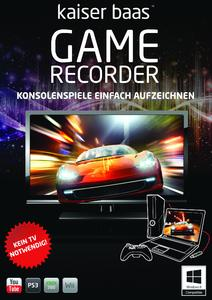 Bringt Konsolenspiele auf den PC: Kaiser Baas Game Recorder