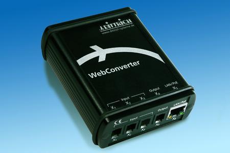 WebConverter Geraet